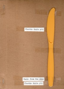 Plastic knife 11