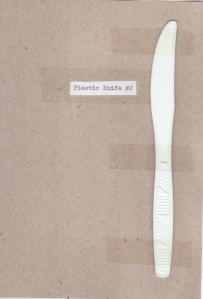 Plastic Knife #2