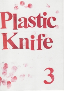 Plastic Knife #3