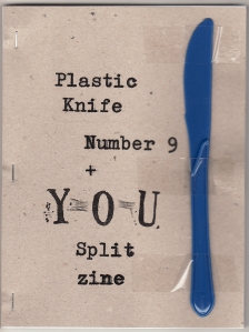Plastic knife 9