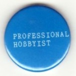 Professional hobbyist badge