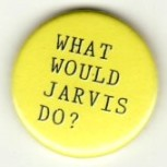 What would jarvis do badge