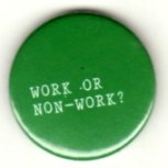Work or non work badge